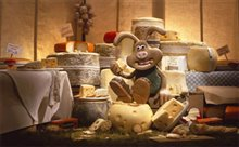 Wallace & Gromit: The Curse of the Were-Rabbit Poster Large