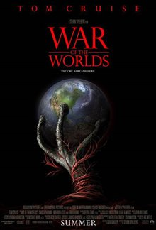 War of the Worlds Poster Large