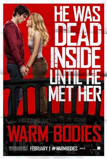 Warm Bodies Poster Large