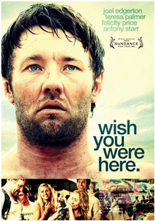 Wish You Were Here Poster Large