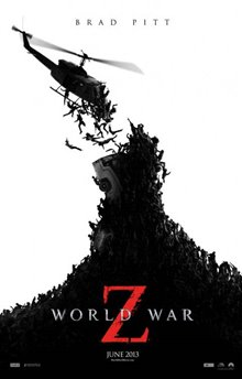 World War Z Poster Large