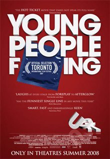 Young People F***ing Poster Large