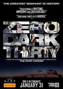 Zero Dark Thirty Poster Large