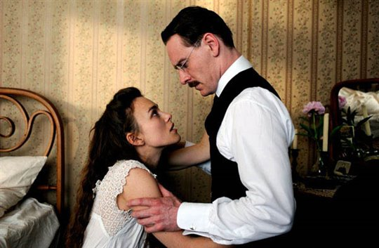A Dangerous Method Poster Large