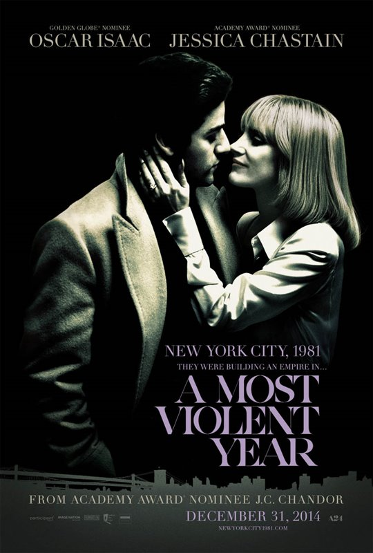 A Most Violent Year Poster Large