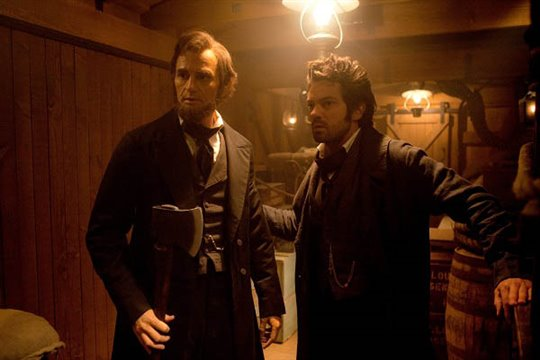 Abraham Lincoln: Vampire Hunter Photo 10 - Large