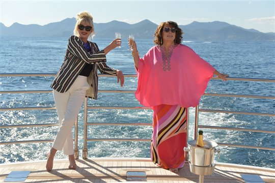 Absolutely Fabulous: The Movie Poster Large