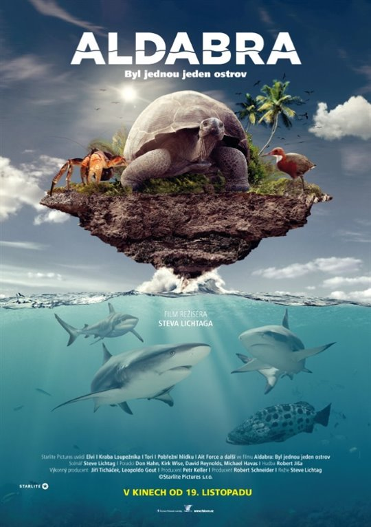 Aldabra: Once Upon an Island Poster Large