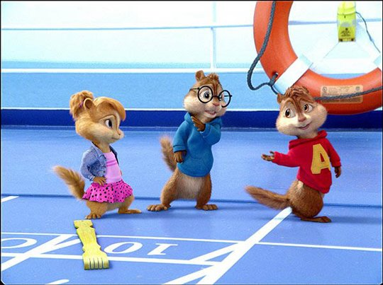 Alvin and the Chipmunks: Chipwrecked Photo 3 - Large