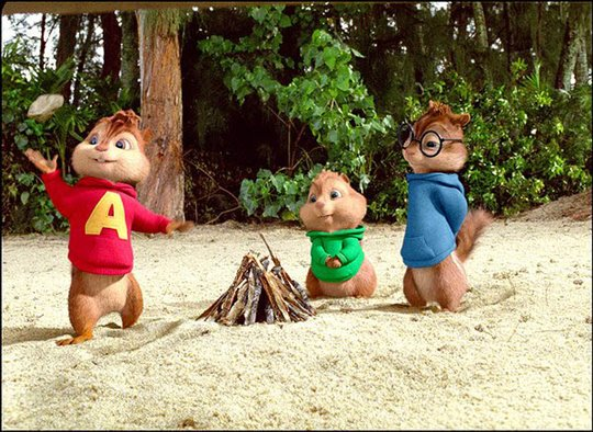 Alvin and the Chipmunks: Chipwrecked Photo 5 - Large