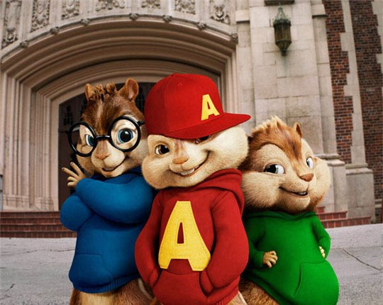 Alvin and the Chipmunks: The Squeakquel Photo 11 - Large
