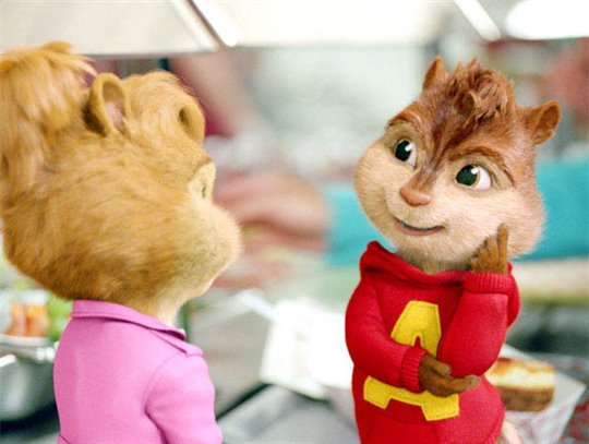 Alvin and the Chipmunks: The Squeakquel Photo 17 - Large