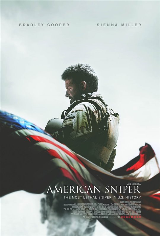 American Sniper Poster Large