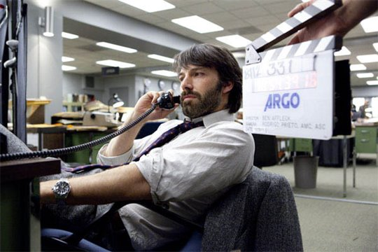 Argo Poster Large