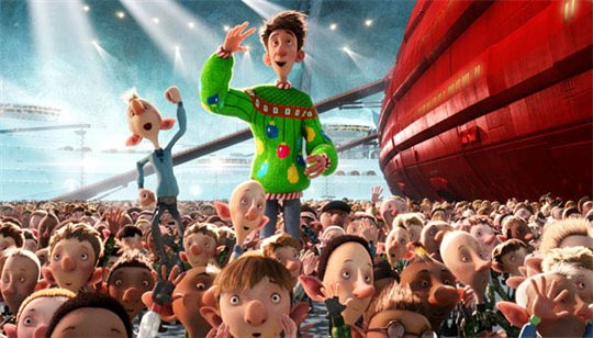 Arthur Christmas Photo 4 - Large