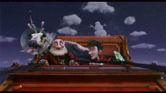 Arthur Christmas Photo 14 - Large
