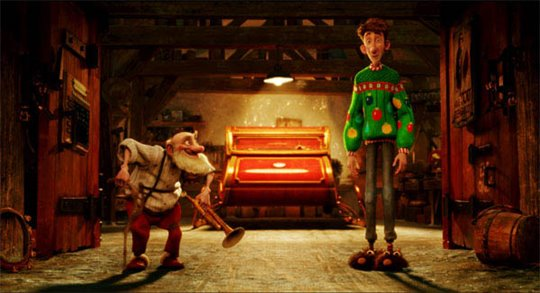 Arthur Christmas Photo 16 - Large