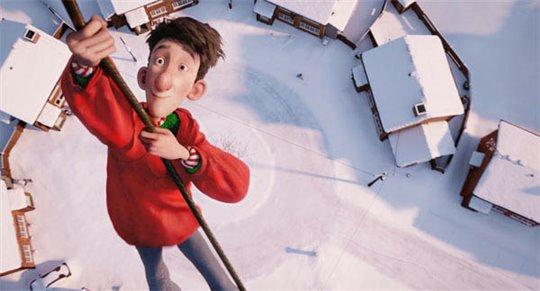 Arthur Christmas Poster Large