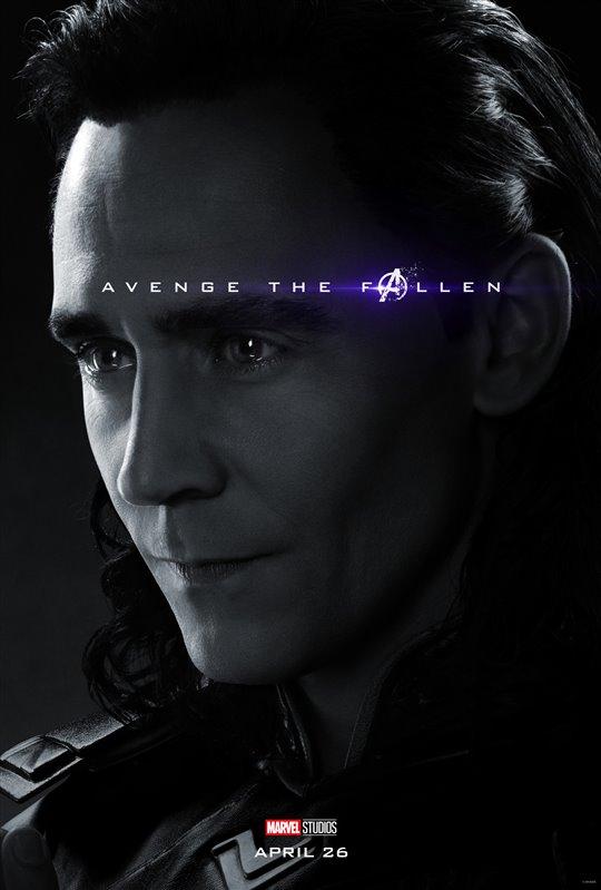 Avengers: Endgame Poster Large