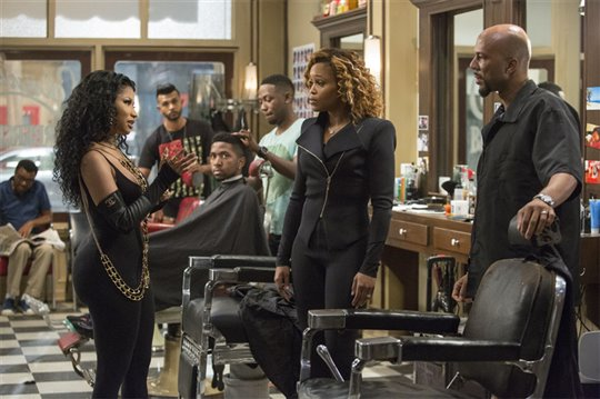 Barbershop: The Next Cut Poster Large