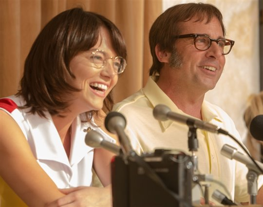 Battle of the Sexes Poster Large