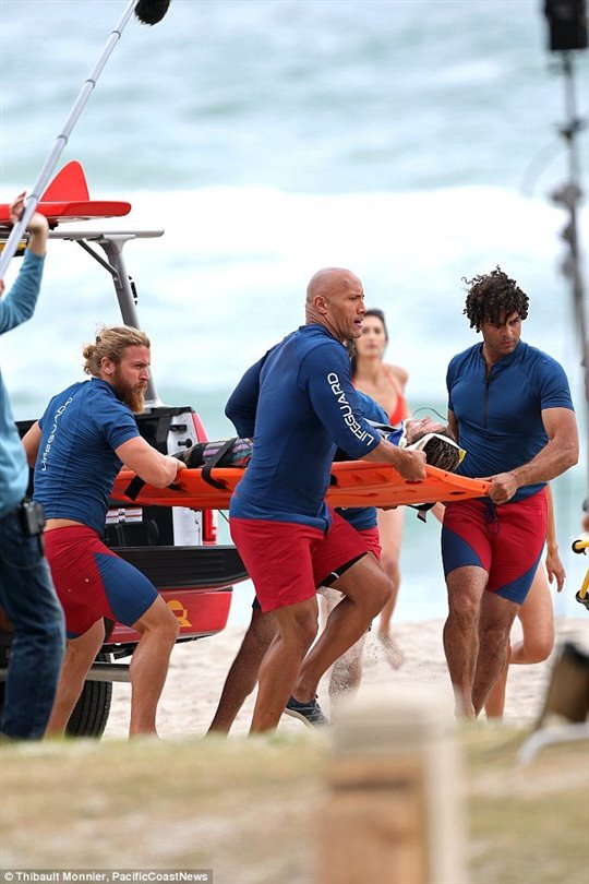 Baywatch Poster Large