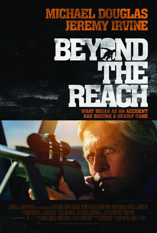 Beyond the Reach Poster Large