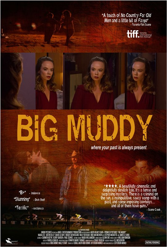Big Muddy Poster Large