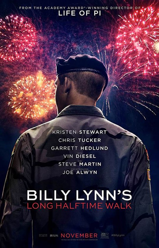 Billy Lynn's Long Halftime Walk Photo 29 - Large