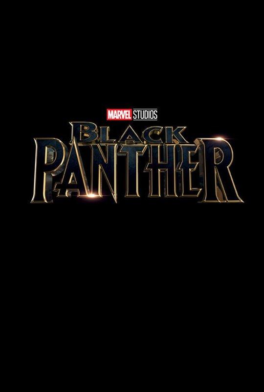 Black Panther Poster Large