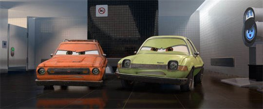 Cars 2 Poster Large