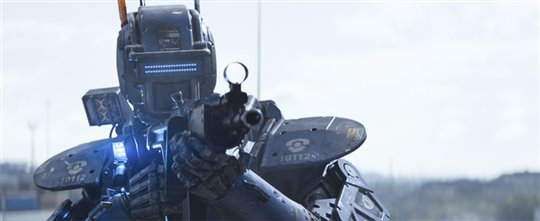 Chappie Poster Large