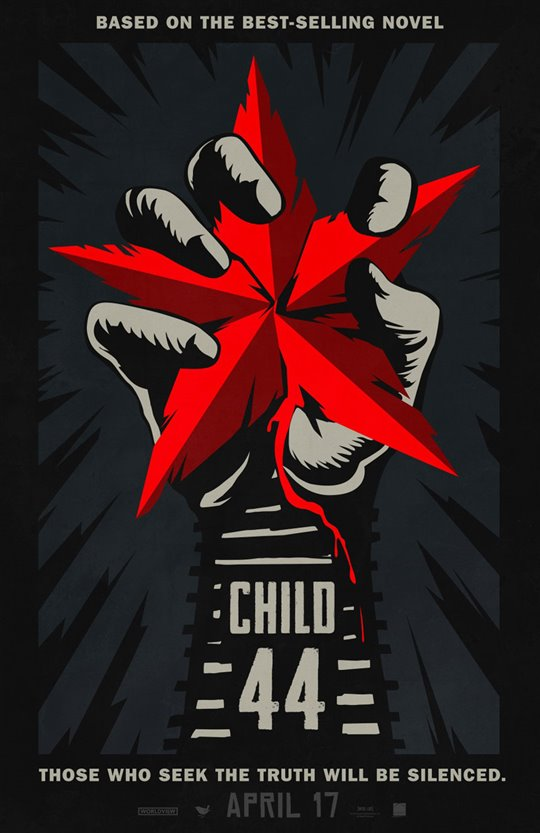 Child 44 Poster Large