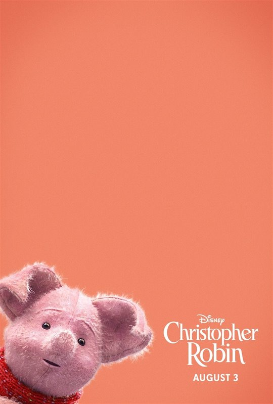 Christopher Robin Poster Large