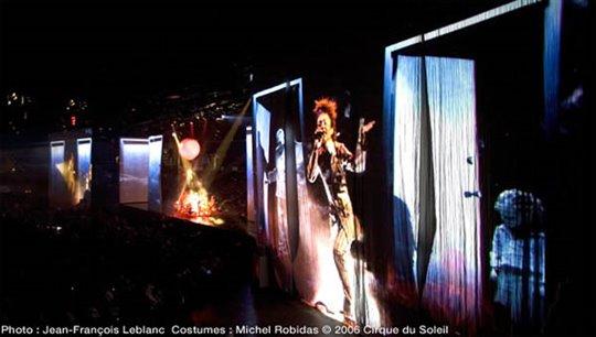 Cirque du Soleil: Delirium Poster Large