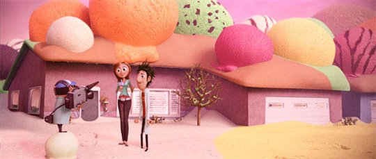 Cloudy with a Chance of Meatballs Photo 4 - Large