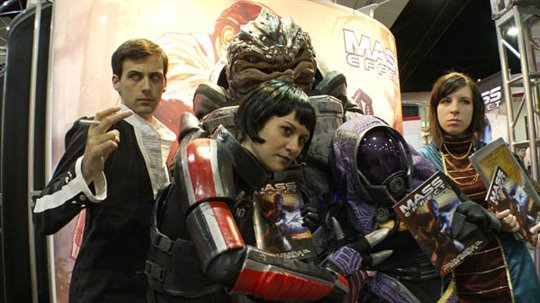 Comic-Con Episode IV: A Fan