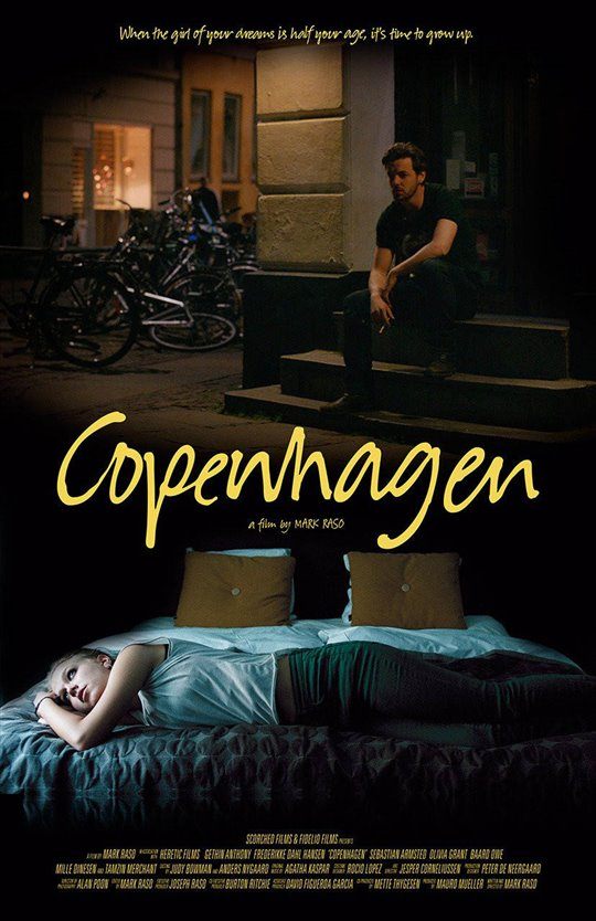 Copenhagen Poster Large