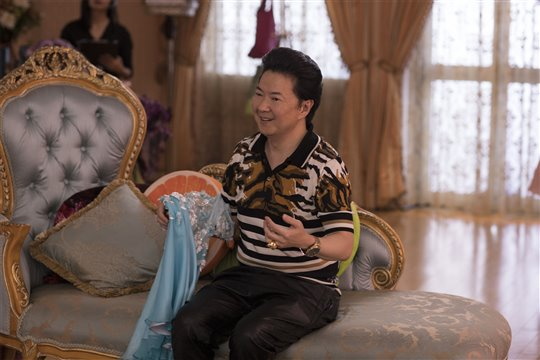 Crazy Rich Asians Poster Large