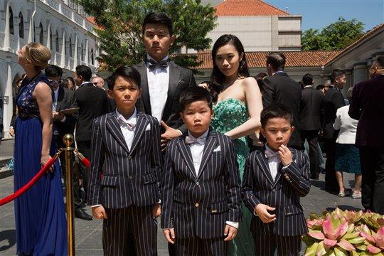 Crazy Rich Asians Poster Large