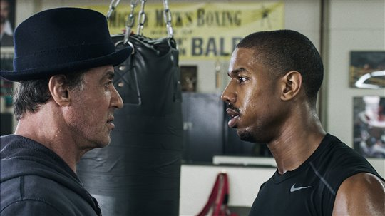 Creed Poster Large