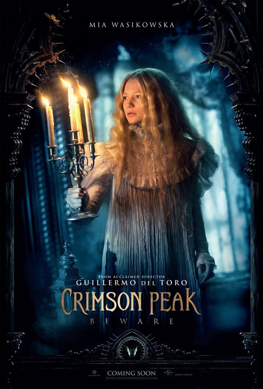 Crimson Peak Poster Large