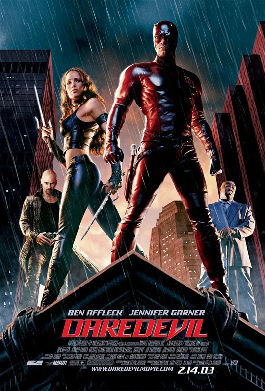Daredevil (2003) Poster Large