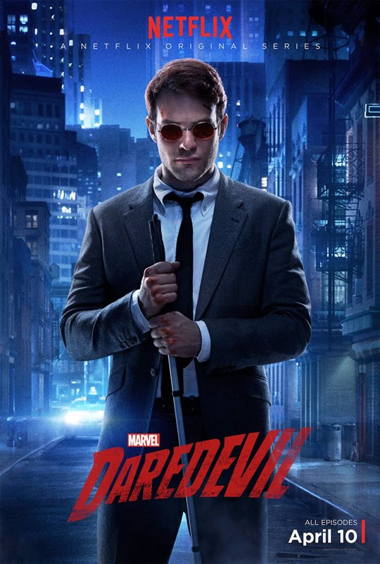 Daredevil: The Complete First Season Poster Large