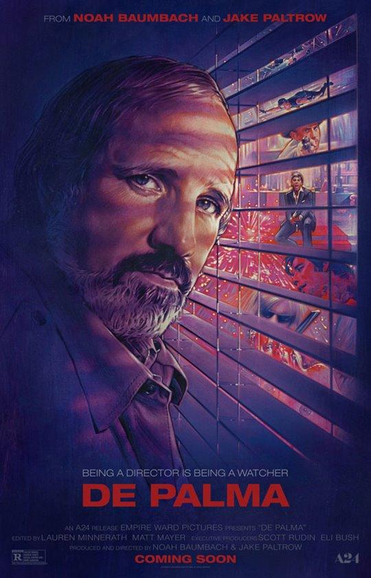 De Palma Poster Large