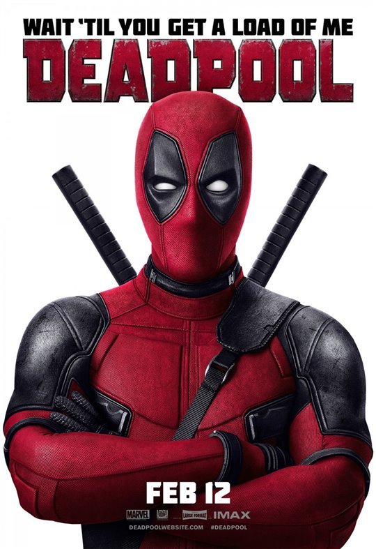 Deadpool Poster Large
