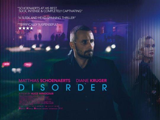 Disorder Poster Large