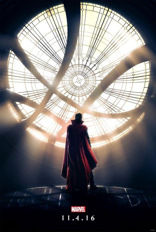 Doctor Strange Poster Large