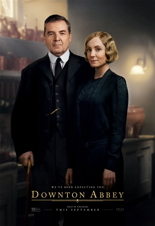Downton Abbey Poster Large