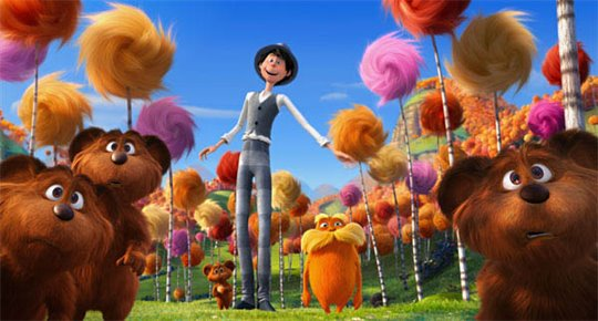 Dr. Seuss' The Lorax Photo 7 - Large